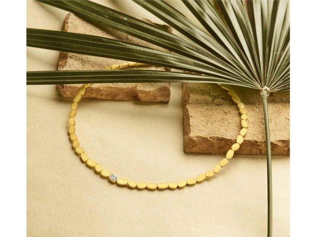 collier briljant - goud | Femme Adoree