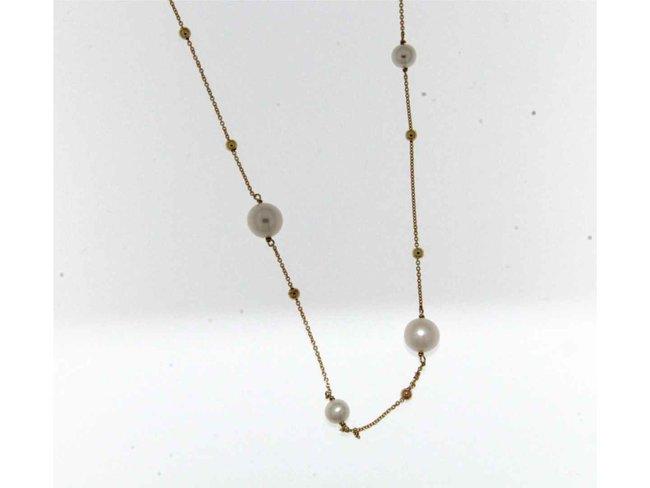 collier parel - goud | Taste of Luxury