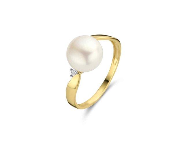 ring briljant - goud | Taste of Luxury