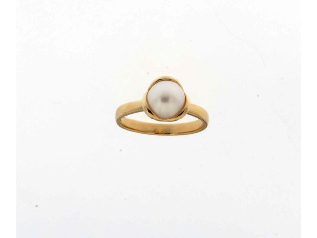 ring parel - goud | Taste of Luxury