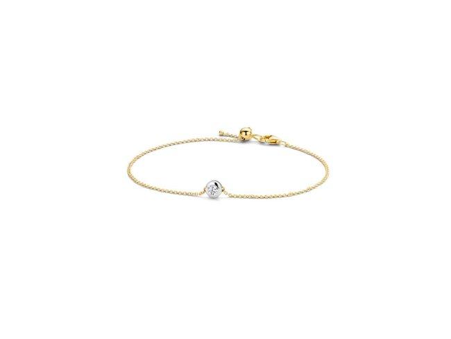 armband - goud 14 kt | Blush