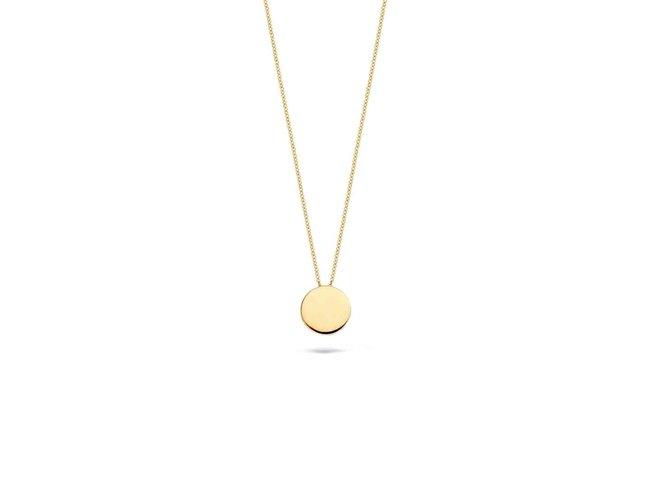 ketting - goud 14 kt | Blush