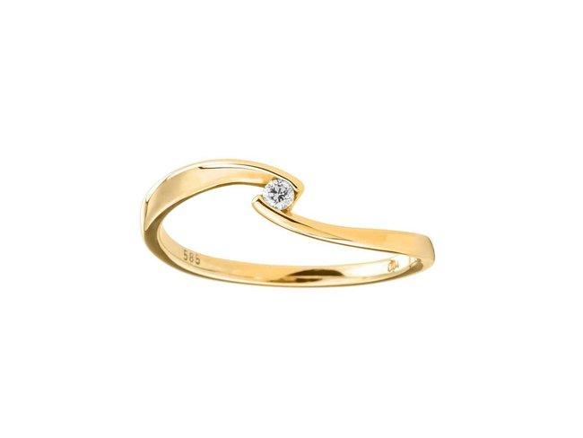 Ring - goud | Taste of Luxury