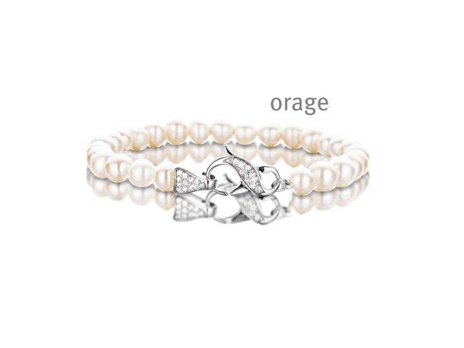 armband - zilver | Orage