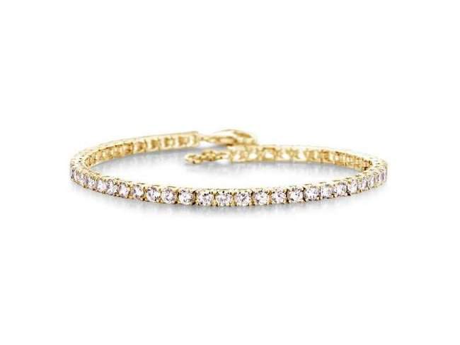armband - vermeille (verguld zilver) | Silverrose