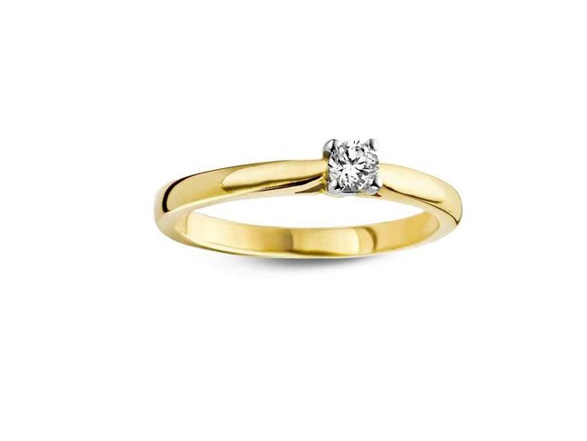 Ring - goud | You & Me