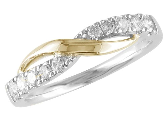 ring briljant - goud 18 kt met briljant | J&A Collectie