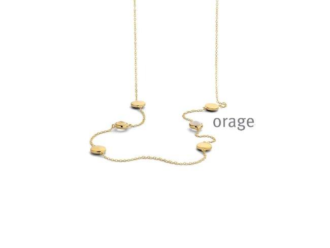Ketting - plaque | Orage
