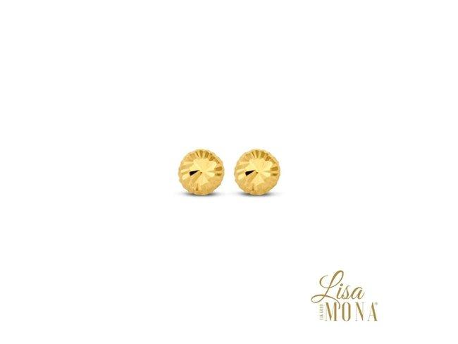 oorring - goud 14 kt | LisaMona