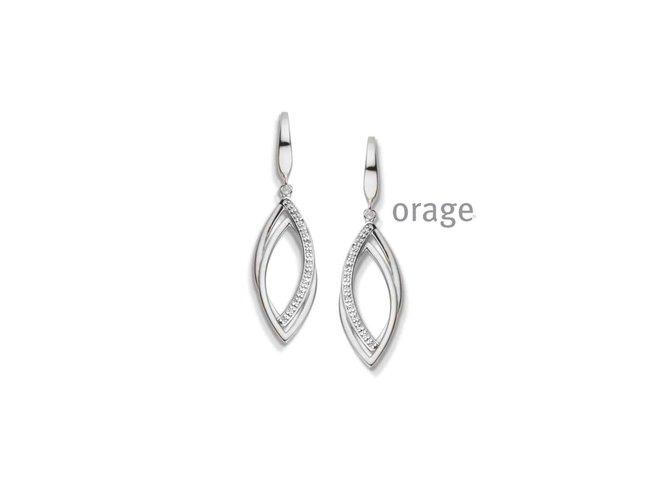 oorring - zilver | Orage