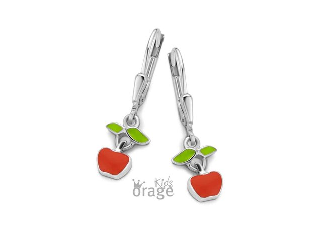oorring kind - zilver | Orage Kids