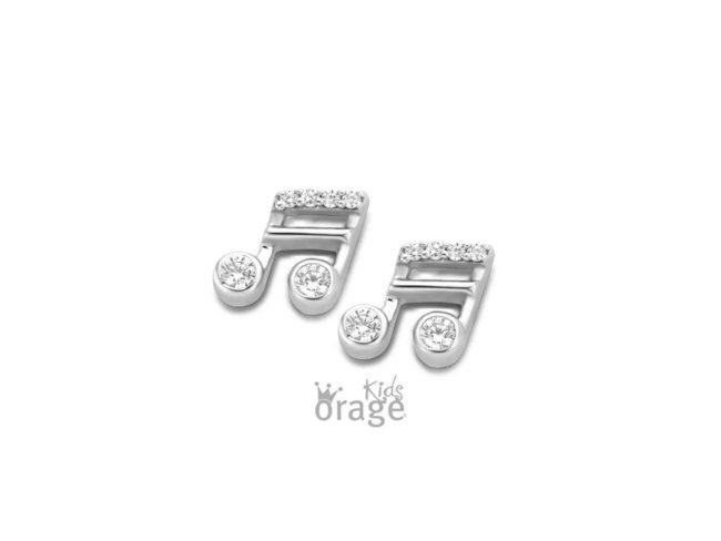oorring - zilver | Orage Kids