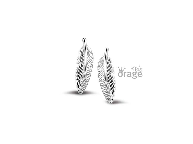 oorring kind - zilver | Orage Kids