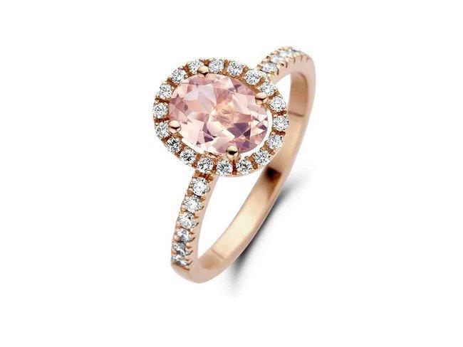 ring briljant - goud | You & Me