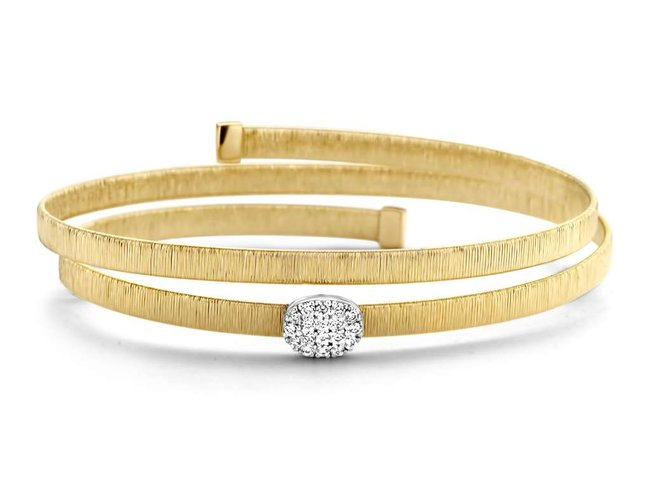 armband briljant - goud | You & Me
