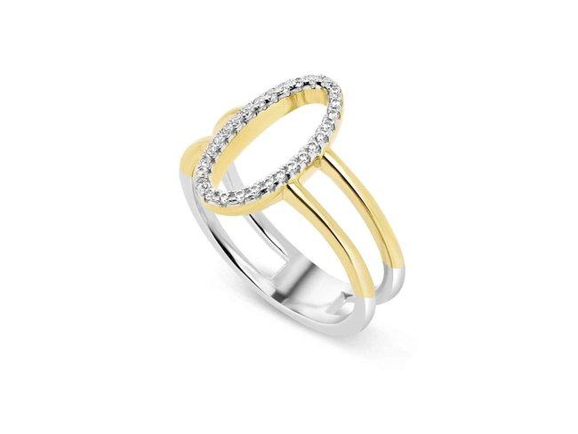 ring - vermeille (verguld zilver) | Silverrose
