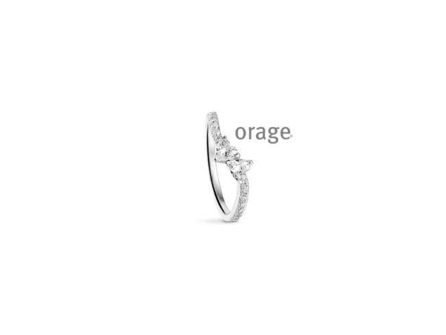 ring - zilver | Orage