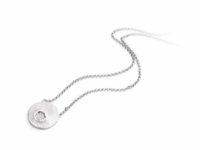 hanger - zilver | Mathisse