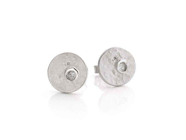 oorring - zilver | Mathisse