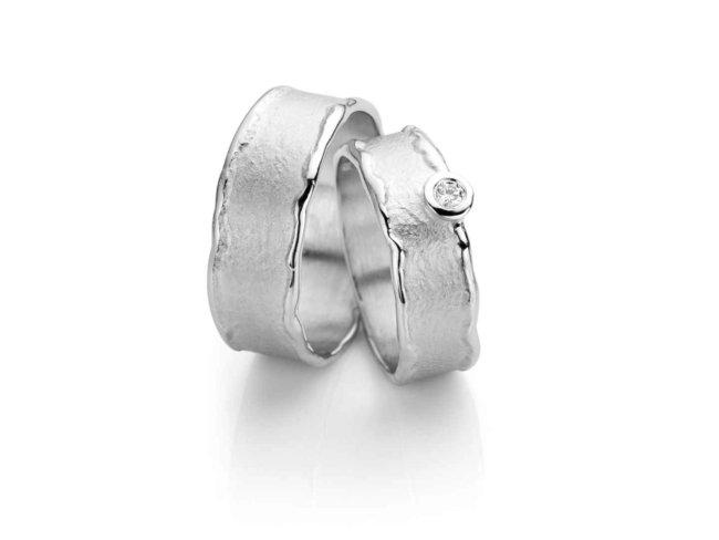 ring trouwring - zilver | Mathisse