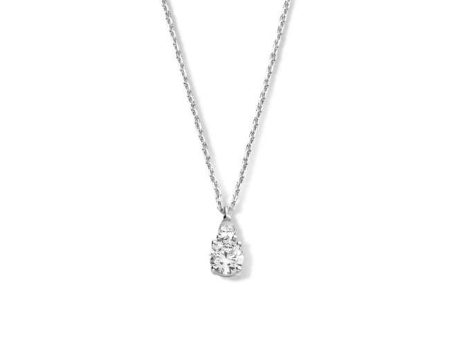 Ketting - zilver | Naiomy