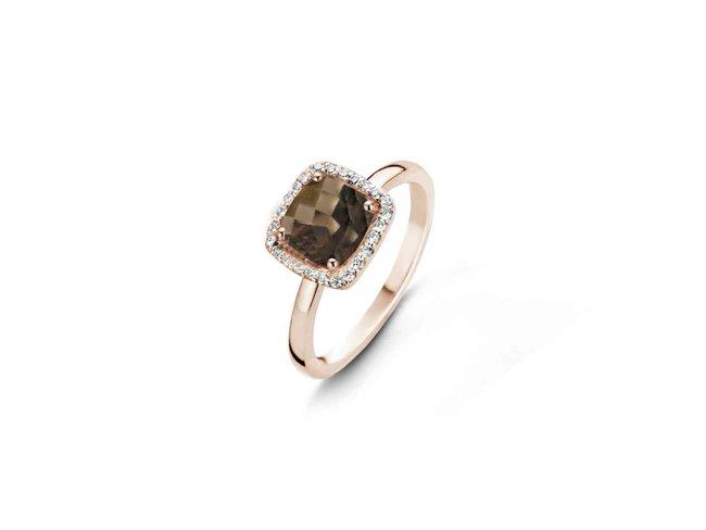 ring briljant - goud | One More