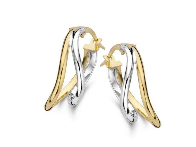 oorring creolen - goud | You & Me