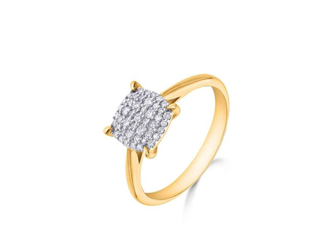 Ring - goud | Taste of Luxury