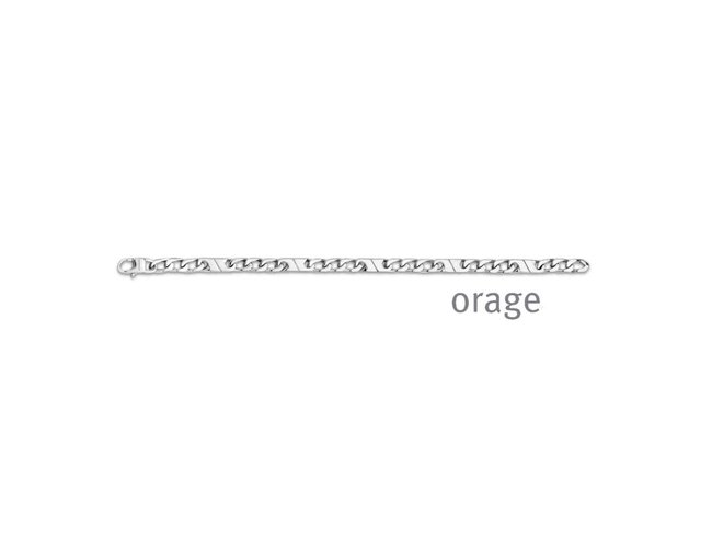 armband - staal | Orage