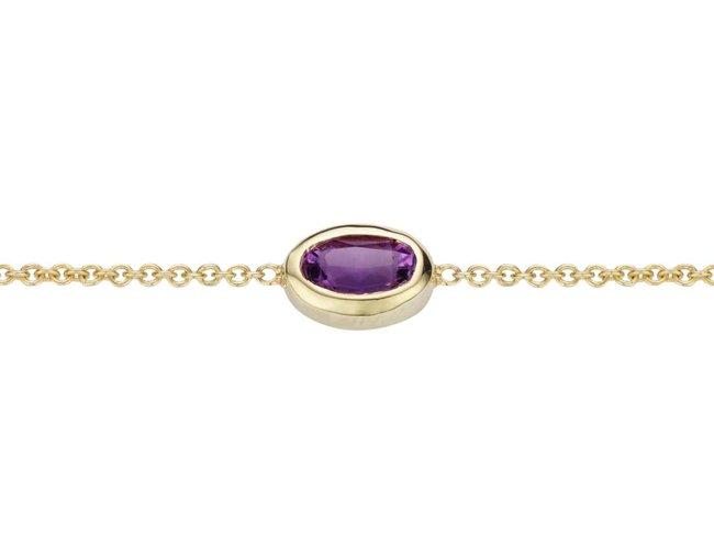 armband - goud 14 kt | Supermom