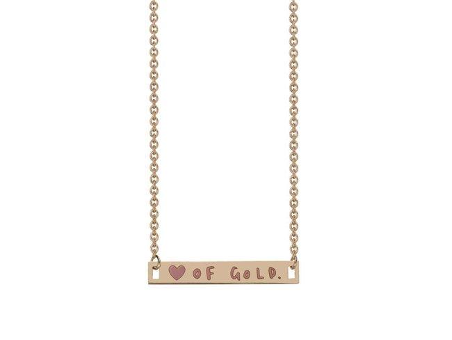 ketting - goud 14 kt | Supermom
