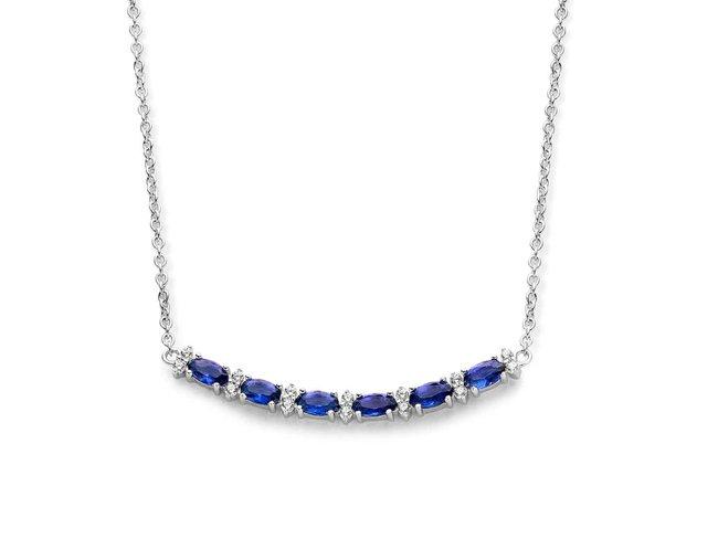 Ketting - zilver | Silverrose