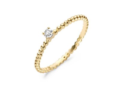 ring - goud 14 kt | Blush